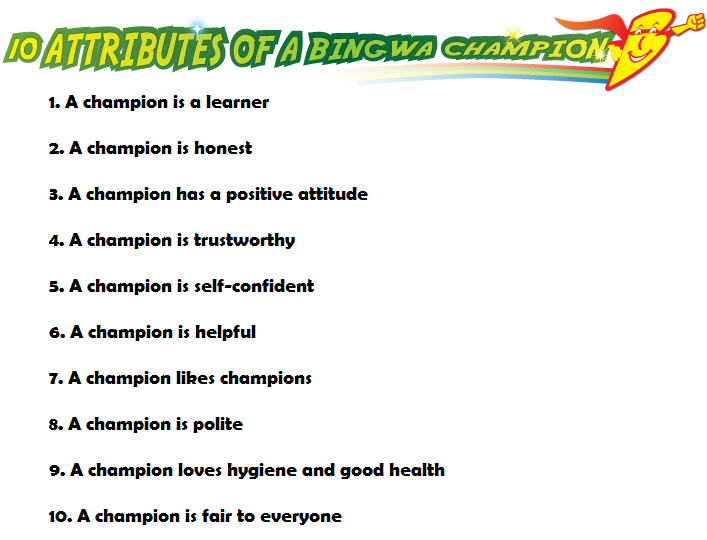 Champion Attributes